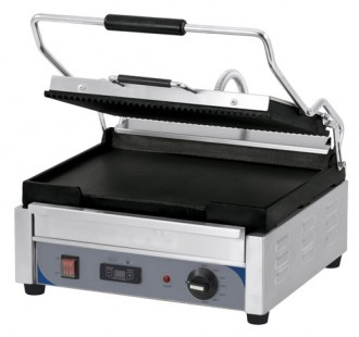 Grill panini inox professionnel - Devis sur Techni-Contact.com - 3