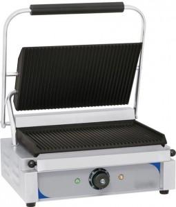 Grill panini plaques rainurée - Devis sur Techni-Contact.com - 1