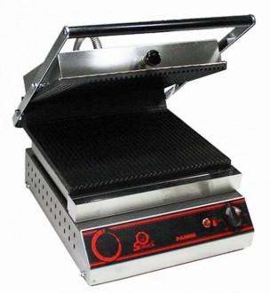 Grill panini professionnel 3000 W - Devis sur Techni-Contact.com - 1