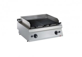 Grill pierre de lave à gaz - Devis sur Techni-Contact.com - 1