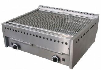 Grill professionnel à gaz double - Devis sur Techni-Contact.com - 1