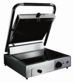 Grill vitrocéramique rainurée - Devis sur Techni-Contact.com - 1
