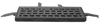 Grille avaloir PMR verrouillable D400 par loquet - Devis sur Techni-Contact.com - 1