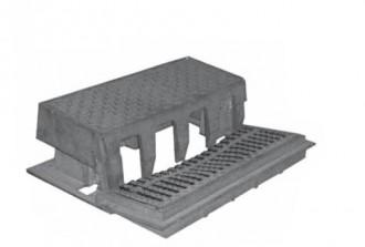 Grille avaloir TGA PMR D 400 - Devis sur Techni-Contact.com - 1