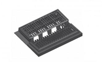 Grille avaloir TGA PMR D 400 - Devis sur Techni-Contact.com - 2