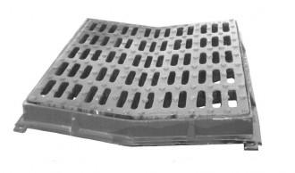 Grille caniveau à revêtement bitumineux F900 - Devis sur Techni-Contact.com - 1