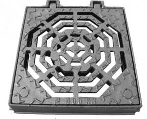 Grille D400  - Devis sur Techni-Contact.com - 1