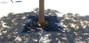 Grille de protection d'arbre en fonte et cadre en acier galvanisé - Devis sur Techni-Contact.com - 4