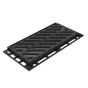 Grille et cadre inclinable C 250 - Devis sur Techni-Contact.com - 1