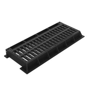 Grille et cadre inclinable C-250 - Devis sur Techni-Contact.com - 1