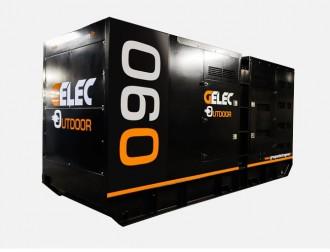 Groupe électrogène 90 YC diesel - Devis sur Techni-Contact.com - 1
