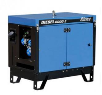 Groupe électrogène diesel 6,50 kVA - Devis sur Techni-Contact.com - 1