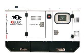 Groupe électrogène PANTHER-18YD – 17 KVA - Devis sur Techni-Contact.com - 1