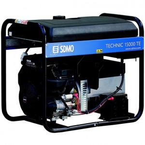 Groupe électrogène triphasé SDMO - Devis sur Techni-Contact.com - 1
