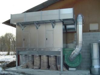 Groupe ensacheur pour filtration bois ou plastique - Devis sur Techni-Contact.com - 3