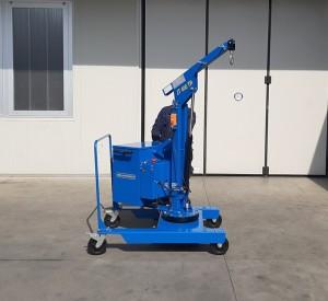 Grue atelier mobile 400 kg - Devis sur Techni-Contact.com - 10