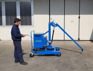 Grue atelier mobile 400 kg - Devis sur Techni-Contact.com - 6