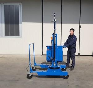 Grue atelier mobile 400 kg - Devis sur Techni-Contact.com - 9