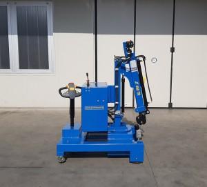 Grue atelier mobile 450 kg - Devis sur Techni-Contact.com - 5