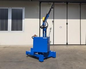 Grue atelier mobile 450 kg - Devis sur Techni-Contact.com - 8
