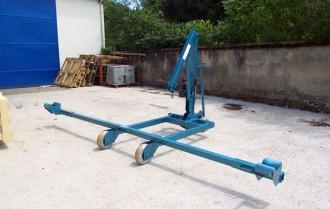 Grue d'atelier 500 kg à 3000 kg - Devis sur Techni-Contact.com - 2