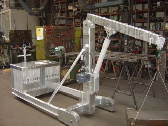 Grue d'atelier industrielle - Devis sur Techni-Contact.com - 1
