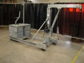 Grue d'atelier industrielle - Devis sur Techni-Contact.com - 2