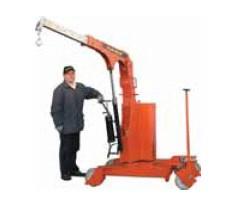 Grue industrielle giration - Devis sur Techni-Contact.com - 1