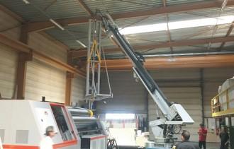 Grues d'atelier 2500 kg - Devis sur Techni-Contact.com - 4