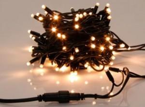 Guirlande lumineuse LED professionnelle - Lumière fixe - Devis sur Techni-Contact.com - 1