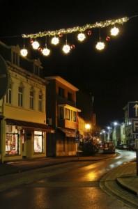 Décor de Noël traversée de rue  - Devis sur Techni-Contact.com - 2