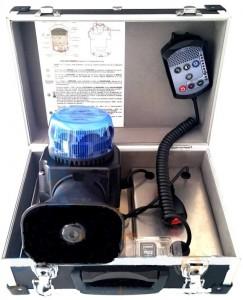 SAIP Bleu tonalité Police - Devis sur Techni-Contact.com - 1