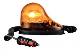 Gyrophare goutte d'eau magnétique - Devis sur Techni-Contact.com - 1