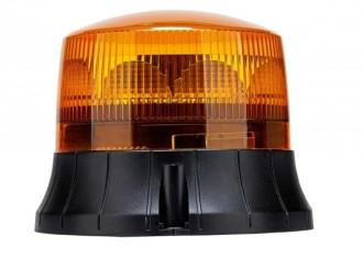 Gyrophare orange à leds - Devis sur Techni-Contact.com - 1