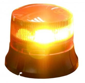 Gyrophare orange à leds - Devis sur Techni-Contact.com - 2