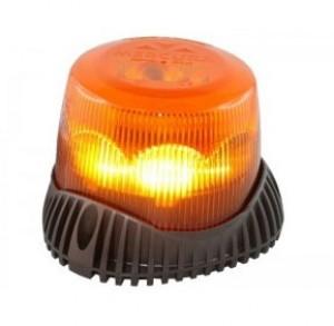 Gyrophare orange M80 Classe1 fixation permanente - Devis sur Techni-Contact.com - 1