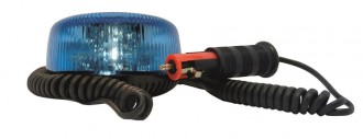 Gyrophare rotatif magnétique - Devis sur Techni-Contact.com - 1