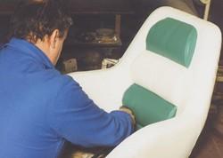 Habillage de sièges de bateau - Devis sur Techni-Contact.com - 1