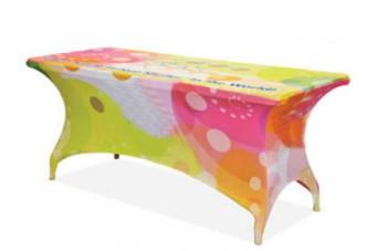 Habillage de table stretch - Devis sur Techni-Contact.com - 2