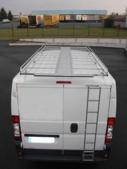 Habillage fourgon utilitaire Peugeot BOXER - Devis sur Techni-Contact.com - 3
