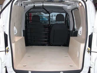 Habillage fourgon utilitaire Peugeot BOXER - Devis sur Techni-Contact.com - 4