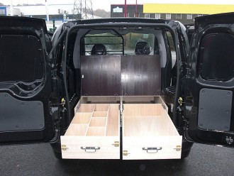 Habillage fourgon utilitaire Peugeot BOXER - Devis sur Techni-Contact.com - 5