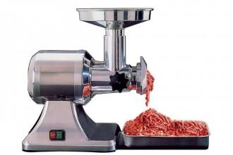 Hachoir à viande 12 à 18 Kg/ 10 min - Devis sur Techni-Contact.com - 1