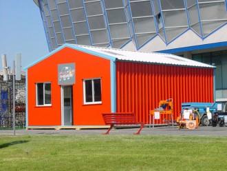 Hangar atelier métallique modulaire - Devis sur Techni-Contact.com - 1