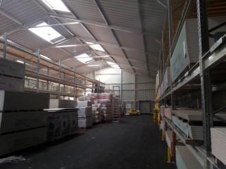 Hangar métallique modulaire en location - Devis sur Techni-Contact.com - 1
