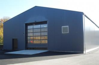 Hangar modulaire pour stockage de longue durée - Devis sur Techni-Contact.com - 1