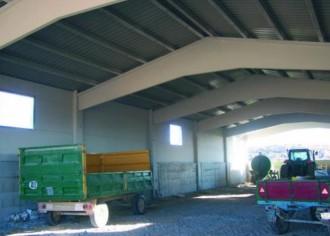 Hangar préfabriqué agricole - Devis sur Techni-Contact.com - 1