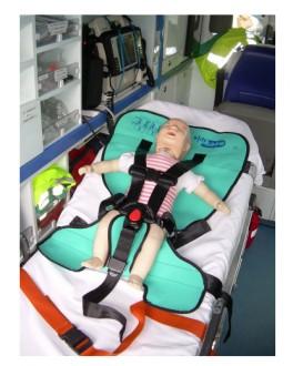 Harnais de maintien pédiatrique - Devis sur Techni-Contact.com - 2