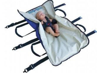 Harnais pédiatrique d'ambulance - Devis sur Techni-Contact.com - 1