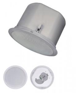 Haut-parleur de plafond encastrable 2 voies - Devis sur Techni-Contact.com - 1